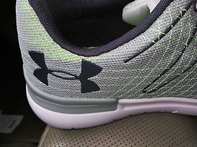 info for 49a83 e30c8 UNDER ARMOUR UA Thrill 3 Men's Shoes, Grey, 1295736-101 Size 14