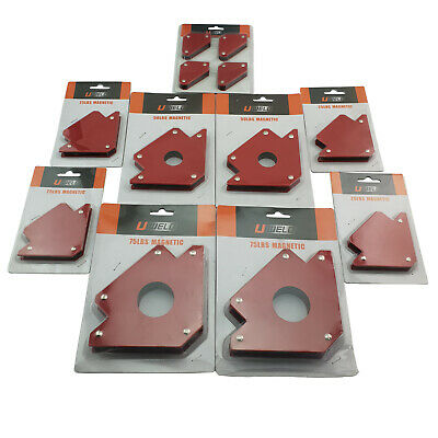 Magnetic Square Welding Clamp Ultimate Combo