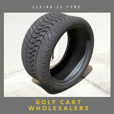 Golf Cart Buggy Car 12 Inch Tyres 215/40-12 Radial Tyre Fits 12 Inch Rims Only