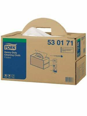 530171 Tork Heavy-Duty Cleaning Cloth Folded