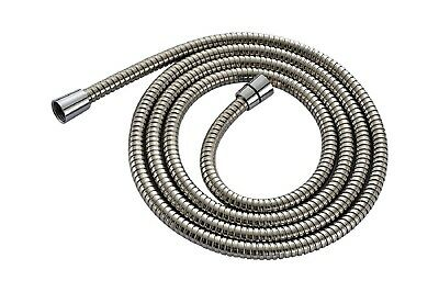 Shower Hose Brushed Nickel Extra Long Stainless Steel Handheld Extension 96 Inch