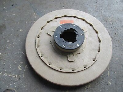 MALISH TRU-FIT NP-9200 Clutch Plate for most standard floor machines