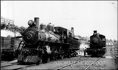 MARYLAND /& PENNSYLVANIA 28 4-6-0 BALTIMORE MD BEFORE 1955-5X8 NEW PHOTO