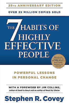 The 7 Habits of Highly Effective People by Stephen R. Covey (PDF)