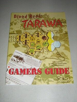 Blood Reef Tarawa: Gamer's Guide (New)