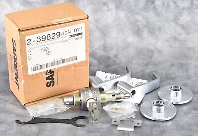 Sargent 11G05 Door Handle Lock Partial Kit Parts Lot P4