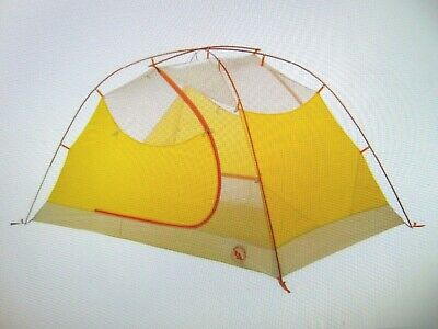 Big Agnes Windy Point Gray / Lime TWP218 Tent Camping
