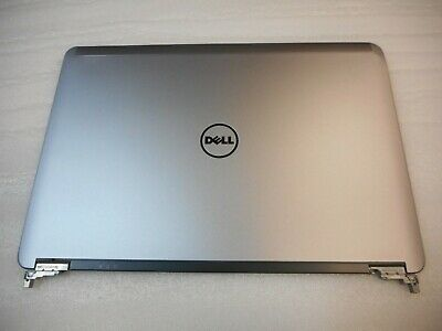 "NEW OEM DELL LATITUDE E6440 14/"" LCD Back top Cover Lid w//  WiFi Antennas 8PNMP"