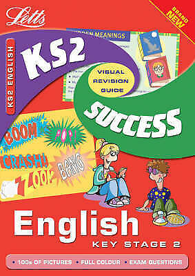 """VERY GOOD"" Key Stage 2 English Success Guide (Success Guides), Huggins-Cooper,"