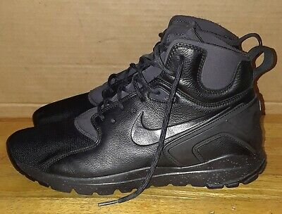watch 382d7 179b5 NIKE KOTH ULTRA MID 749484-001 Black Trainers Men s Shoes Boots.