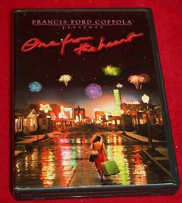 One From The Heart Francis Ford Coppola 2 DVD Tom Waits Colonna Sonora Teri Garr