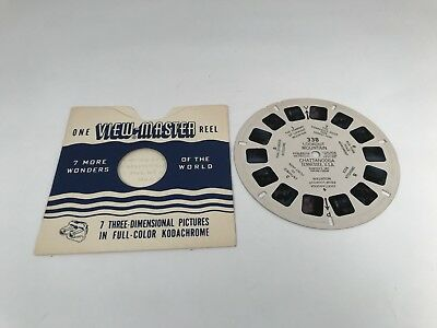 Sawyer's Viewmaster Lookout Mountain Chattanooga Tennessee U. S. A. (338)