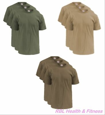 ae13f1ecd SOFFE 3-PACK OCP Men's T-Shirts - 50/50 Cotton Poly - M280 Olive ...