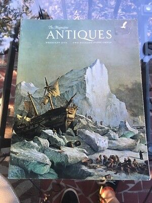 The Magazine Antiques - February 1975 - Sealers Crushed By Icebergs - Bradford