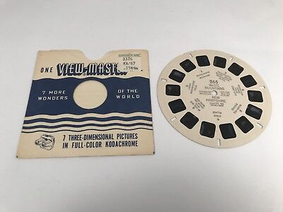 Sawyer's Viewmaster (View Master) White Mountains New Hampshire (265)