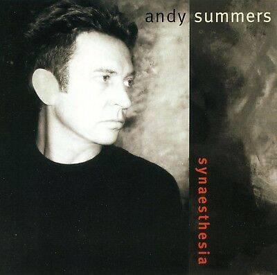Andy Summers: Synaesthesia (CD)