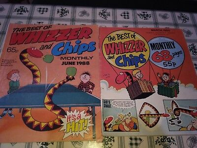 The Best of Whizzer and Chips x 2