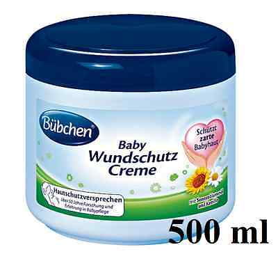 Bubchen Baby Diaper Rash Cream 500 ml.