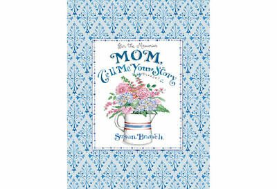 New Seasons E7 Mom Tell Me Your Story Guided Journal - Susan Branch 5761000