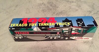 1994 Edition Texaco Toy Tanker Truck