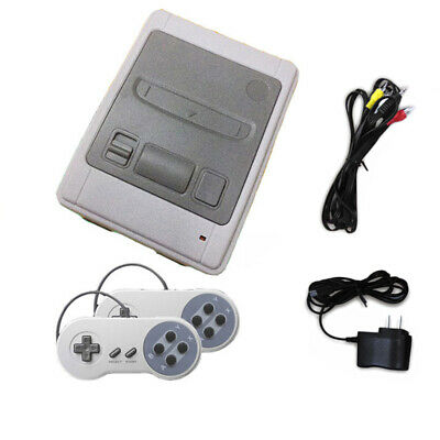 Mini Retro Vintage 8 bit Video Game Console 400 Built-in Game with 2 Controllers