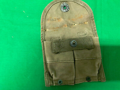 WW2 US Army Military Ammo Pouch