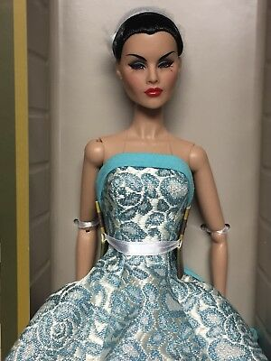 Turquoise Sparkler Evelyn Weaverton Doll - East 59th Photos of Actual Doll!!!!