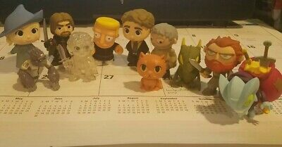 Random Lot Funko Mystery Mini harry potter LOTR game of thrones