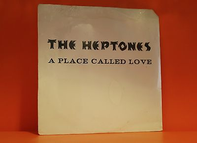 Heptones - A Place Called Love - Moving Target *Sealed* Reggae Vinyl Lp Record