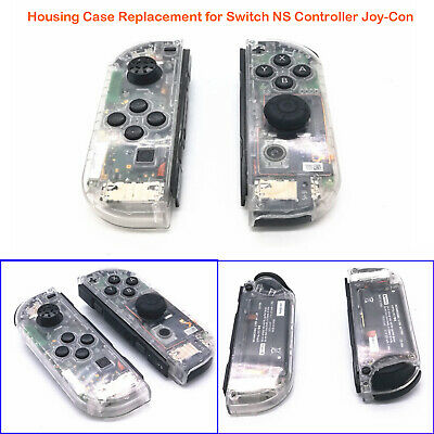 2*Housing Shell Cover Case Replacement Kit for NS Switch Game Controller Joy-Con