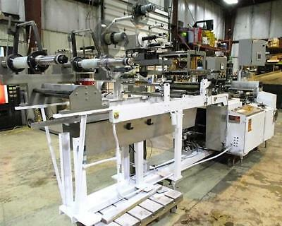 FMC Campbell Horizontal Flow Wrapper Model 2201