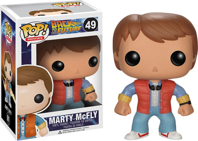 Back to the Future - Marty McFly Pop! Vinyl - FUNKO New
