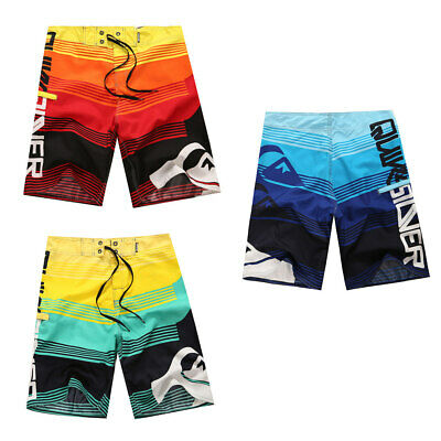 Quiksilver Mens Surf Beach Shorts Boardshorts Swim Beach Quick Swimwear 30-38