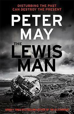 """""""VERY GOOD"""" The Lewis Man (The Lewis Trilogy), May, Peter, Book"""