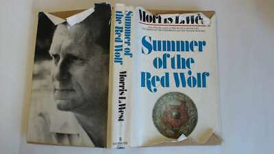 Good - Summer of the Red Wolf: A Novel - West, Morris 1971-06-01 The hinges are