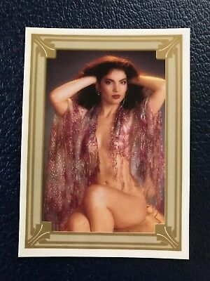 "BRINKE STEVENS  1993 ""Scream Queens 3"" Card #35   w/Top Loader"