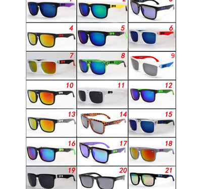 Fashion SPY1 Colorful Ken Block Cycling Outdoor Sports Sunglasses Shades UV400
