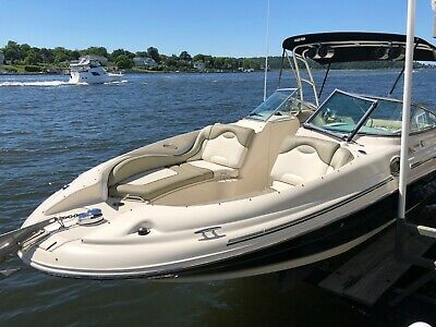 2006 SEA RAY 2006 Sundeck 270