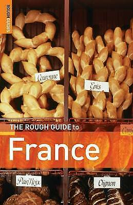 """VERY GOOD"" The Rough Guide to France (Rough Guide Travel Guides), Abram, David,"