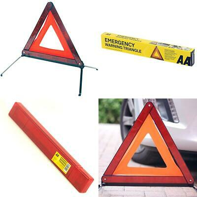 AA Emergency Warning Triangle, European Standard ECE R27