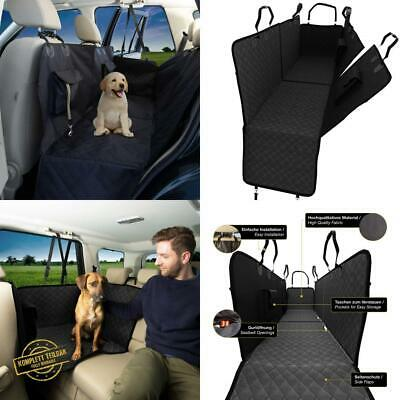 Dog Car Seat Cover for Rear with Side Protection | Travel Hammock, 2...