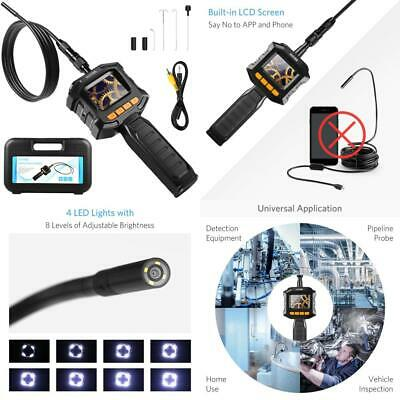 """HOMIEE Endoscope Inspection Camera with LCD 2.31""""LCD"""