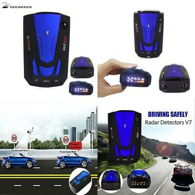 ZEERKEER GPS/Radar/Laser Speed Trap Detector,Voice Alert and Car Alarm...
