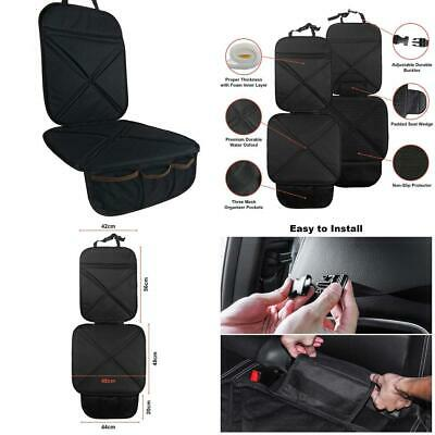 Alfheim Car Seat Protector, Non-Slip&Durable Water Cover with Storage...