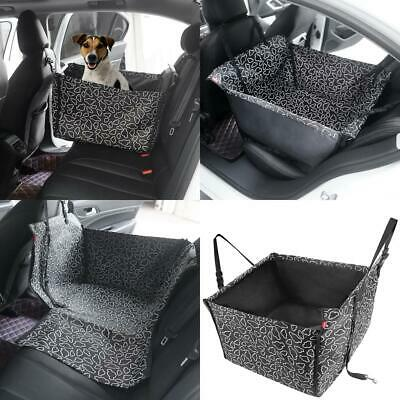 F.anlos Pet Car Booster Seat, Dog Seat Cover with Belt, 2 in 1 Waterproof...