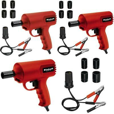 Einhell Car impact wrench 260 Nm, with CC HS 12 12 V Sockets 17/19/21/23 mm,...