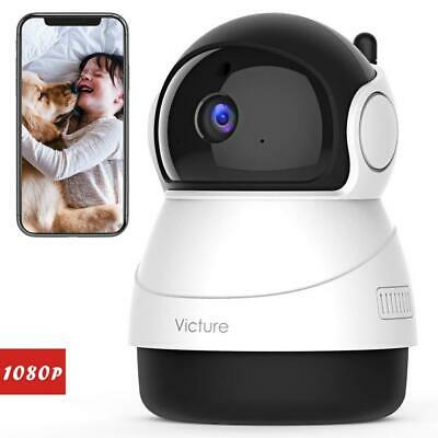 Victure 1080P FHD WiFi IP Camera Wireless Indoor with Night Vision Motion...