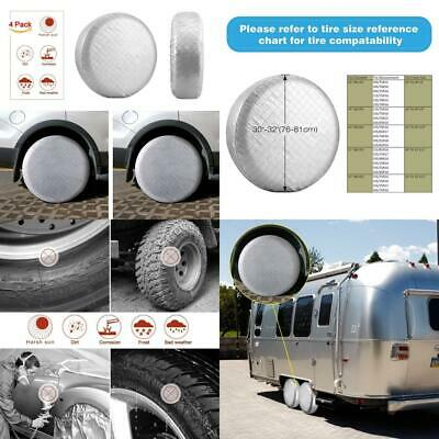 Kohree Tire Covers Protectors RV Wheel Motorhome Sun Protector Waterproof...