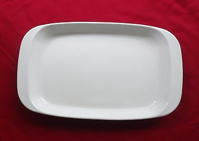 Corning Ware MWA 11 Microwave Browner Browning Tray White *Cerammed in Australia