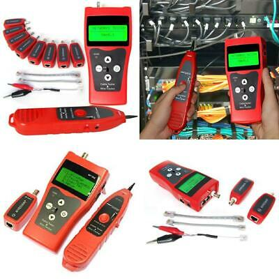 Mekarsoo 388 Multipurpose Network LAN Phone Audio Cable Tester with 8...